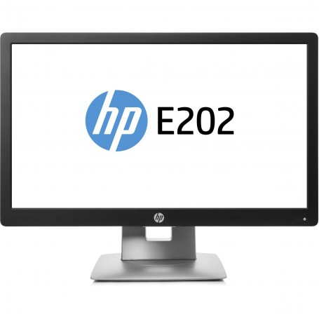 "Ecran 20"" HP EliteDisplay E202 813114-100 WLED HDMI DisplayPort VGA USB"