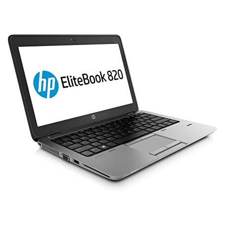 HP EliteBook 820 G3- i5-6300U- 8 Go - SSD 256 Go - 12,4""